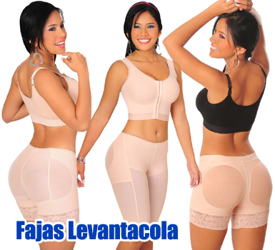 Fajas colombianas levanta cola